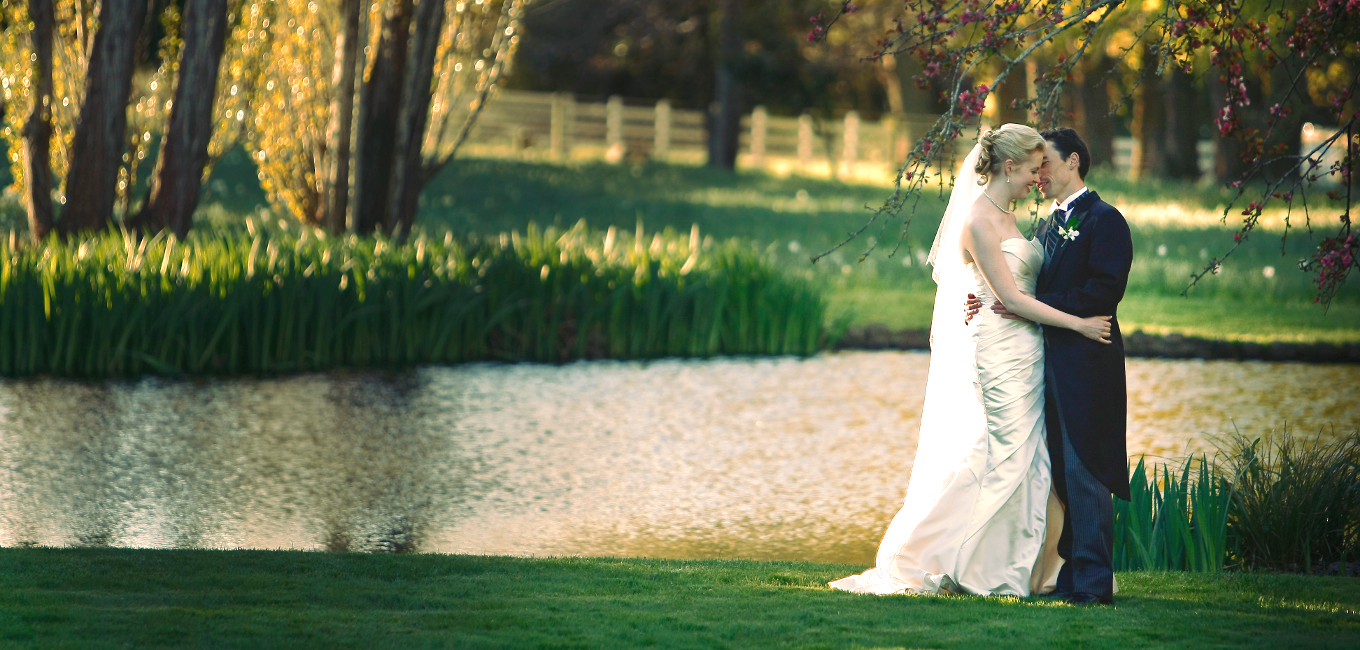 Weddings at Otahuna Lodge