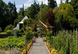 Otahuna Lodge – a Relais and Chateaux luxury lodge outside of Christchurch, New Zealand
